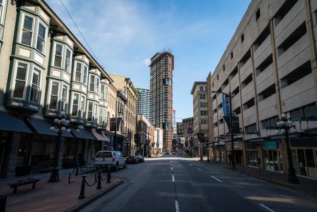 A study by architecture firm ph5 Inc. suggests more accessibility in terms of cycling and walking in Gastown.