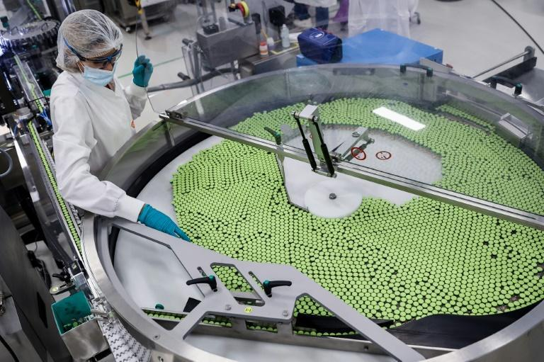The drugs giants racing to develop and produce new vaccines at scale in record time are international, but many of their global supply chains intersect in Belgium