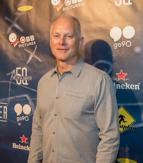 IMAGE DISTRIBUTED FOR VERIZON - GO90 - Kenny Mayne attends the 5th Quarter Premiere presented.