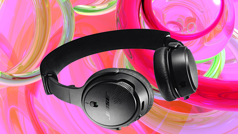 The best this weekend are here, save $70 on these Bose Soundlink wireless headphones. (Photo: Bose)