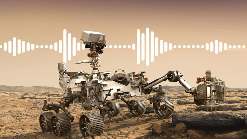 NASA's new rover will be the first to use all five senses to explore Mars