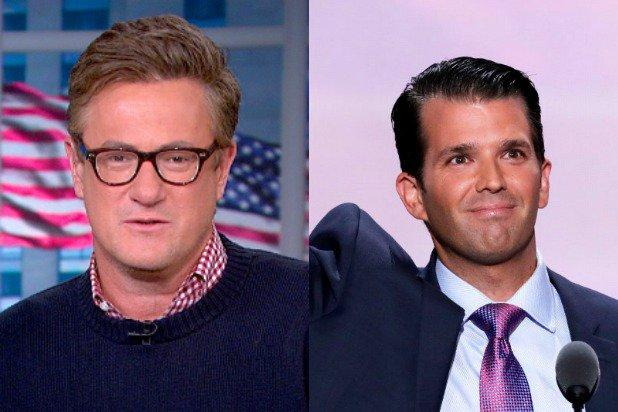Morning Joe Slams Stupid Donald Trump Jr I Guess It Runs In The Family