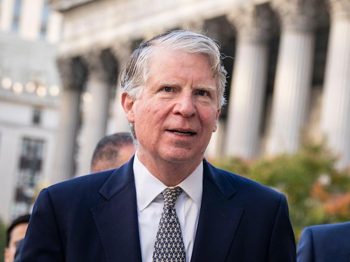 cyrus vance jr federal court