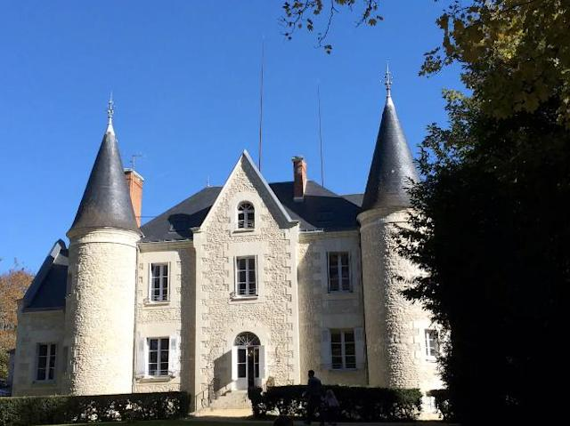 <p>If you're looking for something more luxurious, you can stay in the Chateau Gue Chapelle, in central France, for $702. </p>