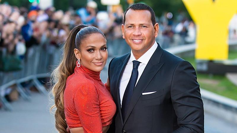 Alex Rodriguez Offers Update on How Jennifer Lopez Is Preparing for Super Bowl