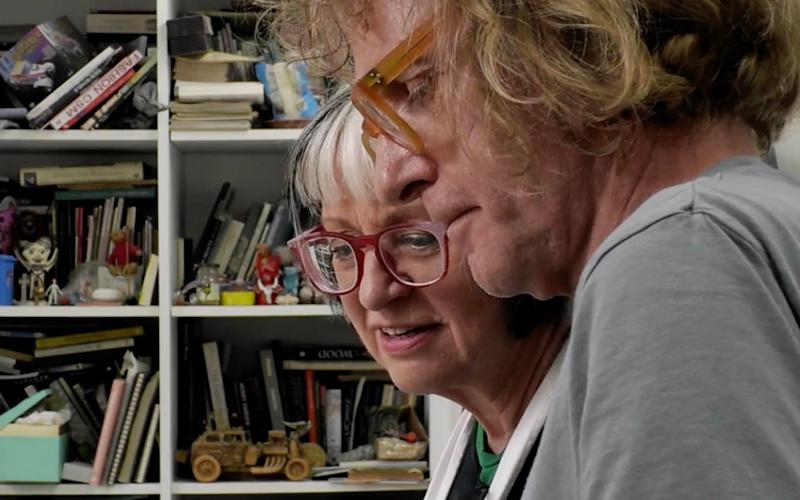 Grayson and Philippa Perry on Grayson's Art Club