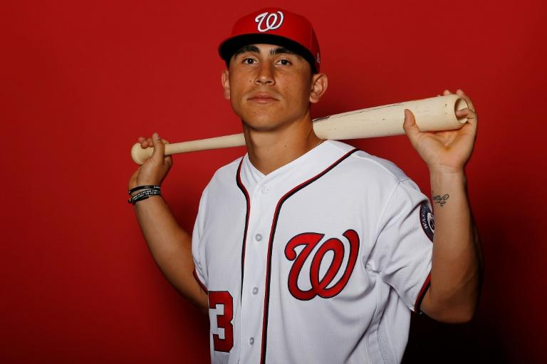 Washington Nationals reserve catcher Tres Barrera was issued an 80-game suspension by Major League Baseball on Saturday after a violation of the league's performance-enhancing drug policy