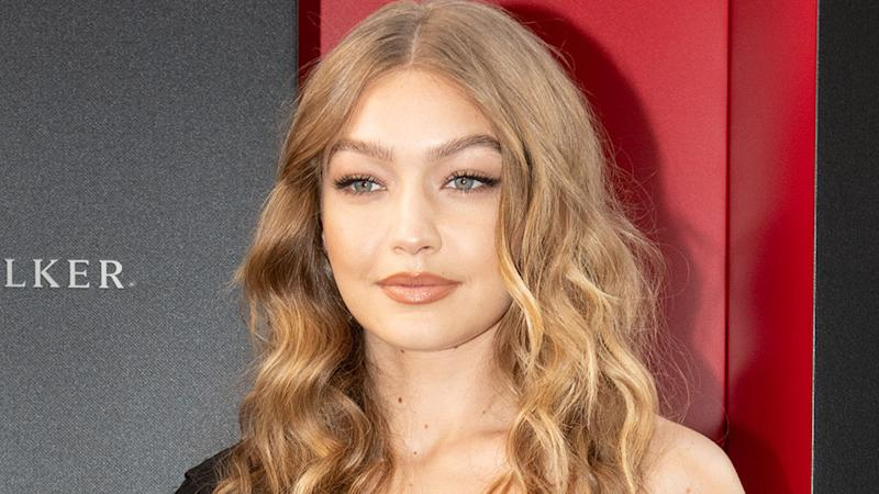 Gigi Hadid Spent The VMAs After-Party Kissing Tyler Cameron And Hanging With Taylor Swift
