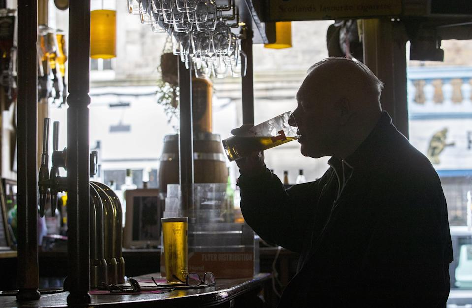 Pubs have said they will be hit financially by the delay to easing of Covid restrictions (PA Wire)