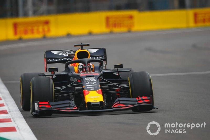 "Red Bull RB15 - 3 victorias<span class=""copyright"">Joe Portlock / Motorsport Images</span>"