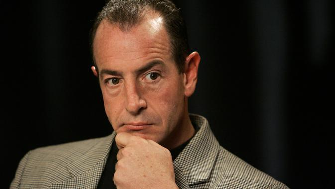 Michael Lohan, ayah Lindsay Lohan. (AP Photo/Richard Drew, File)