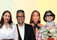 """<p>The United States wouldn't be the same without Hispanic people: Colombia's <a href=""""https://www.goodhousekeeping.com/life/entertainment/a30678641/shakira-boyfriend-gerard-pique-marriage-kids/"""" rel=""""nofollow noopener"""" target=""""_blank"""" data-ylk=""""slk:Shakira"""" class=""""link rapid-noclick-resp""""><strong>Shakira</strong></a>, Mexico's <a href=""""https://www.imdb.com/name/nm0220240/"""" rel=""""nofollow noopener"""" target=""""_blank"""" data-ylk=""""slk:Eugenio Derbez"""" class=""""link rapid-noclick-resp""""><strong>Eugenio Derbez</strong></a>, and Spain's <strong><a href=""""https://www.amazon.com/ROSAL%C3%8DA/e/B0776X1HBN?tag=syn-yahoo-20&ascsubtag=%5Bartid%7C10055.g.33835500%5Bsrc%7Cyahoo-us"""" rel=""""nofollow noopener"""" target=""""_blank"""" data-ylk=""""slk:Rosalía"""" class=""""link rapid-noclick-resp"""">Rosalía</a></strong> have left an everlasting mark in the music and entertainment world. American-born Hispanics, like <strong><a href=""""https://www.goodhousekeeping.com/health/diet-nutrition/a27457822/jennifer-lopez-diet/"""" rel=""""nofollow noopener"""" target=""""_blank"""" data-ylk=""""slk:Jennifer Lopez"""" class=""""link rapid-noclick-resp"""">Jennifer Lopez</a></strong>, <a href=""""https://www.imdb.com/name/nm0001803/"""" rel=""""nofollow noopener"""" target=""""_blank"""" data-ylk=""""slk:Danny Trejo"""" class=""""link rapid-noclick-resp""""><strong>Danny Trejo</strong></a>, and <strong><a href=""""https://www.goodhousekeeping.com/health/diet-nutrition/a43798/eva-longoria-diet/"""" rel=""""nofollow noopener"""" target=""""_blank"""" data-ylk=""""slk:Eva Longoria"""" class=""""link rapid-noclick-resp"""">Eva Longoria</a></strong>, are also calling attention to their Spanish-speaking roots. What's more, Congresswoman <strong><a href=""""https://ocasio-cortez.house.gov/"""" rel=""""nofollow noopener"""" target=""""_blank"""" data-ylk=""""slk:Alexandria Ocasio-Cortez"""" class=""""link rapid-noclick-resp"""">Alexandria Ocasio-Cortez</a></strong> and Supreme Court Justice <strong><a href=""""https://www.oyez.org/justices/sonia_sotomayor"""" rel=""""nofollow noopener"""" target=""""_blank"""" data-ylk=""""slk:Sonia Sotomayor"""" class=""""link rapid-noclick"""