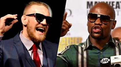 It would be hard for Conor McGregor to take a page out of the Floyd Mayweather promotions playbook.