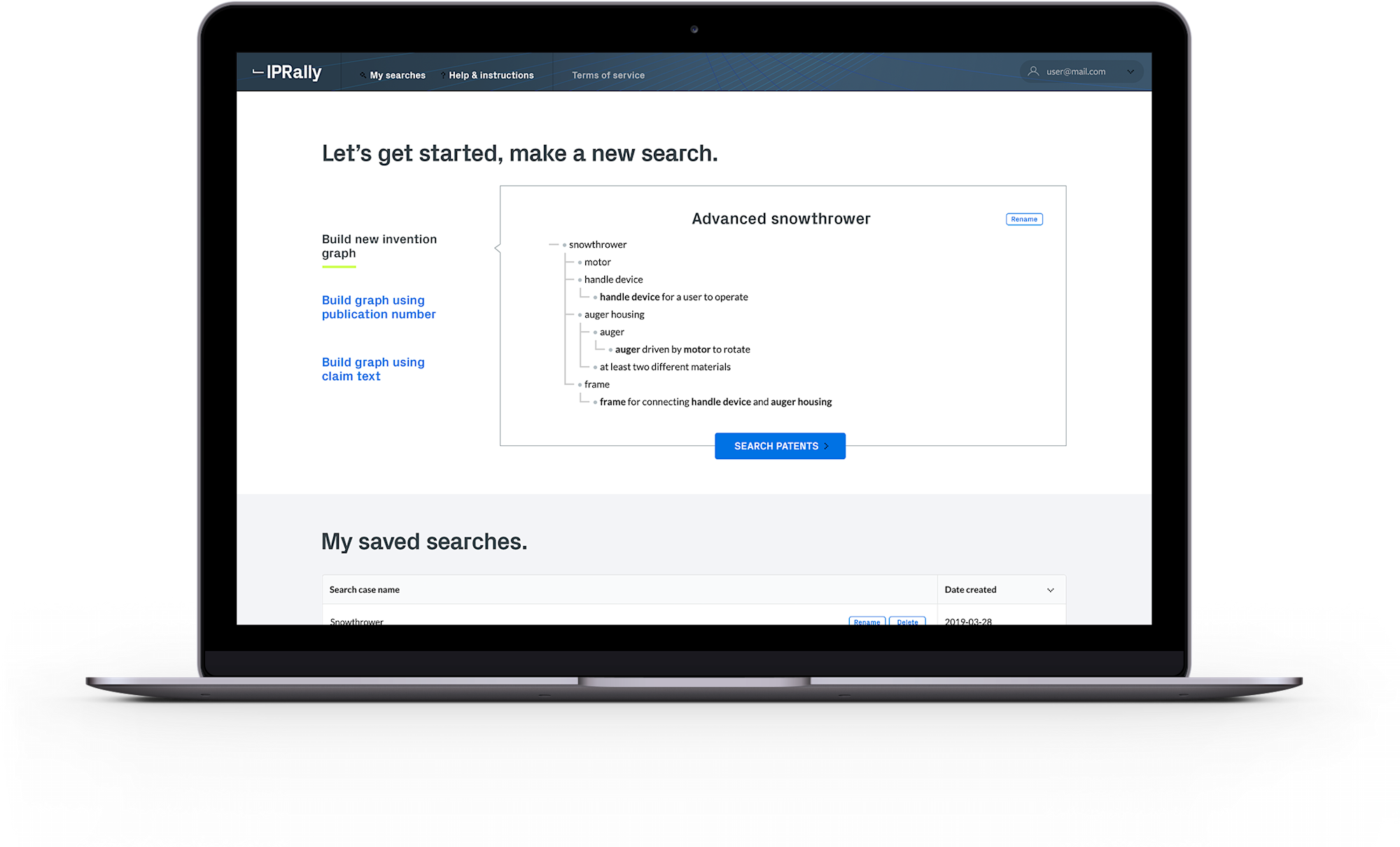 IPRally is building a knowledge graph-based search engine for patents