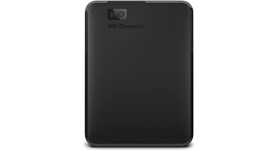 WD 5 TB Elements Portable External Hard Drive