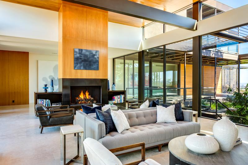 Former MGM Resorts International CEO Jim Murren has put his Las Vegas home up for sale. Photo credit: The Ivan Sher Group.