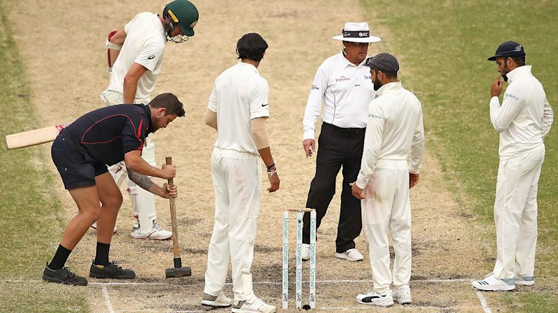 Veteran Indian star ruled out of 4th test at Sydney