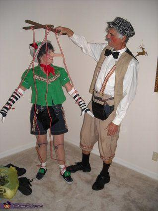 """Vía <a href=""""http://www.costume-works.com/costumes_for_couples/pinocchio-and-geppetto.html"""" target=""""_blank"""">Costume-Works.com</a>"""