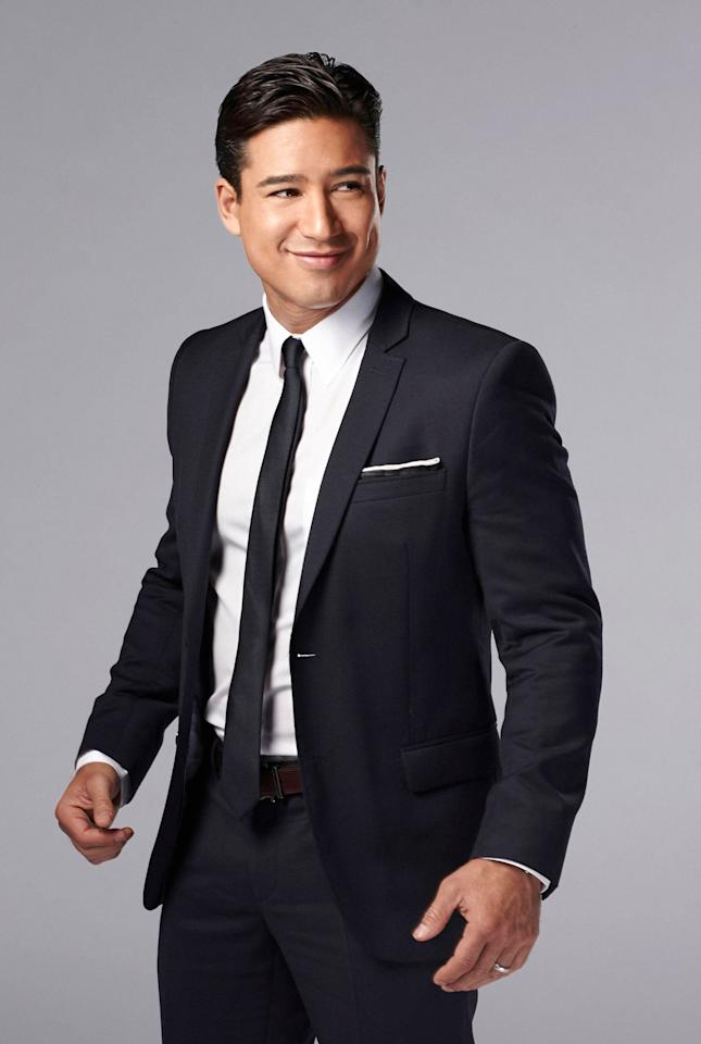"Mario Lopez hosts Season 3 of ""The X Factor."""