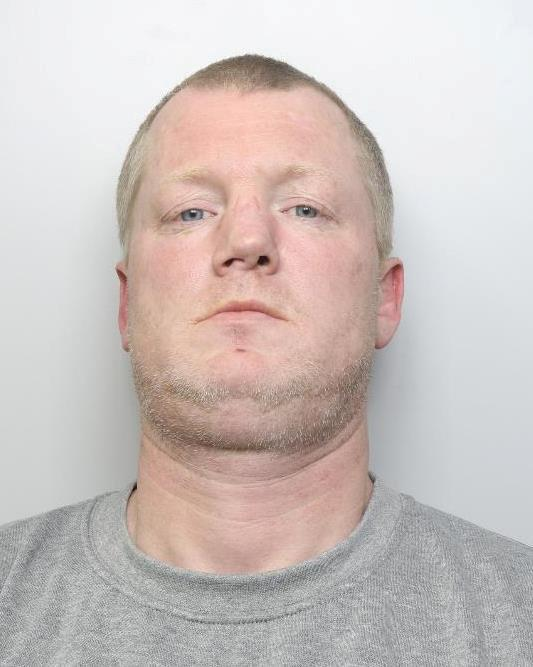 Terry Maher, 44, was jailed after