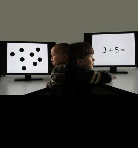 Math Ability Starts in Infancy, Study Suggests