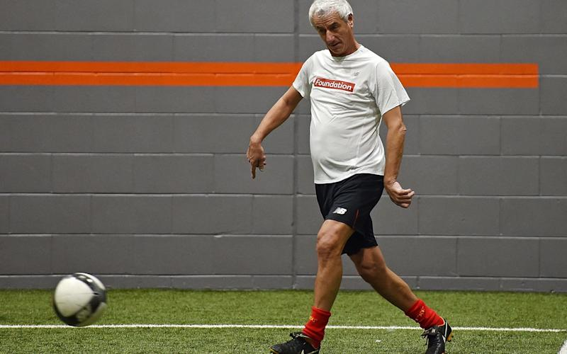 Ian Rush will be featuring for the hosts - 2017 Liverpool FC