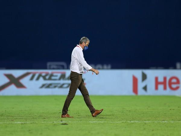 Chennaiyin FC head coach Csaba Laszlo (Photo/ Sportzpics)