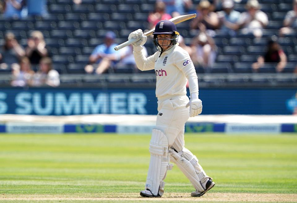 Beaumont is relishing England's series decider against India at Chelmsford (Zac Goodwin/PA) (PA Wire)