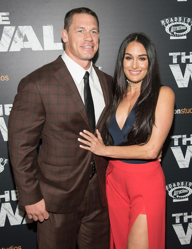 John Cena Says He'd Love To Be a Dad