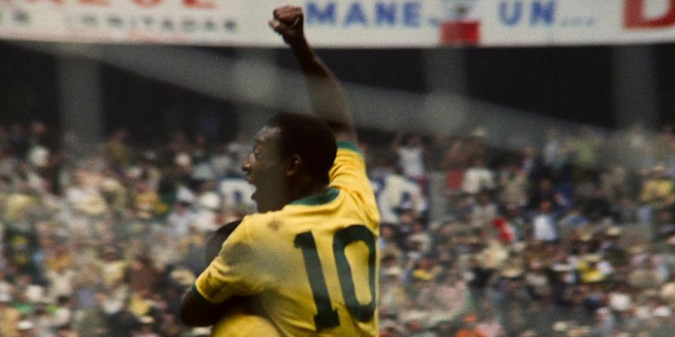 """<p>Edson Arantes do Nascimento - better known as Pelé - is a former professional footballer and the all-time leading goalscorer for Brazil. This fascinating documentary takes viewers into the life and story of FIFA's greatest player of all time. </p> <p>Watch <strong><a href=""""http://www.netflix.com/title/81074673"""" class=""""link rapid-noclick-resp"""" rel=""""nofollow noopener"""" target=""""_blank"""" data-ylk=""""slk:Pelé"""">Pelé</a></strong> on Netflix now. </p>"""