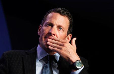 File Photo: Lance Armstrong takes part in a special session regarding cancer in the developing world during the Clinton Global Initiative in New York
