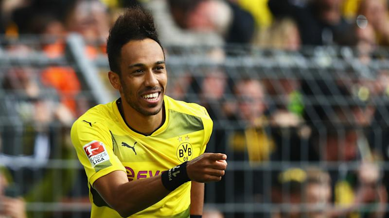 Bosz cautious over suggestions Aubameyang is staying