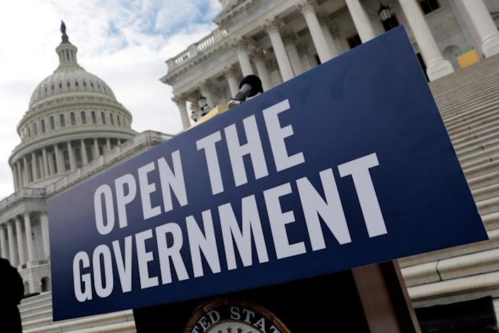 Government shutdown: FBI officials fear investigations being harmed by lack of funding