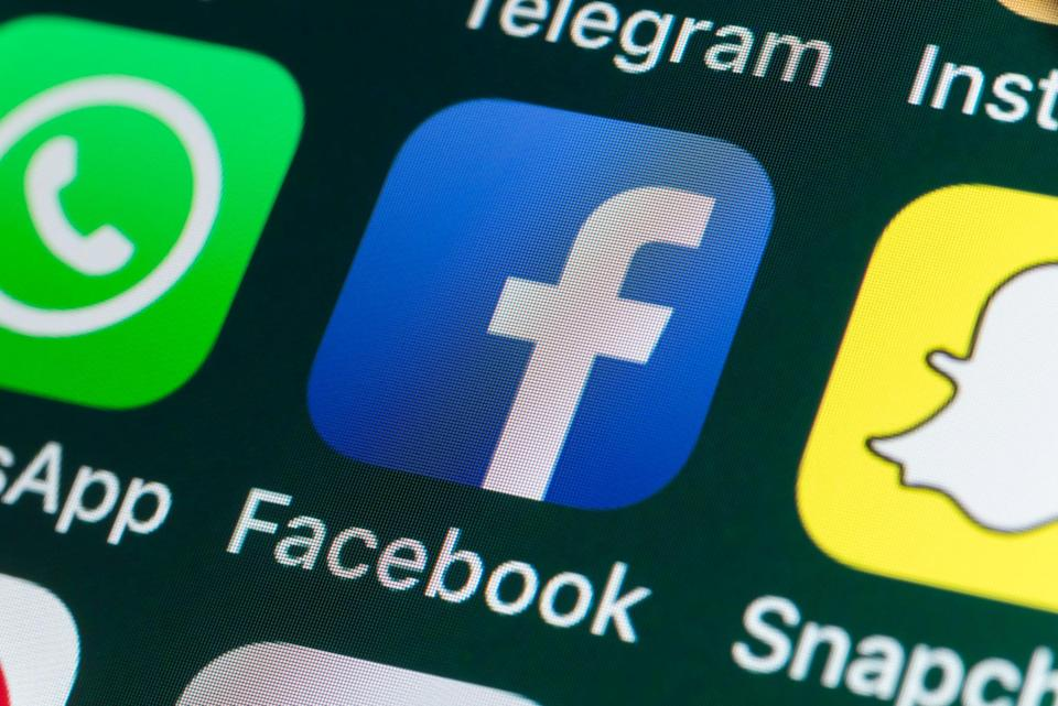 <p>Facebook to moderate politicians' posts in wake of Trump ban, report says</p> (Getty Images)