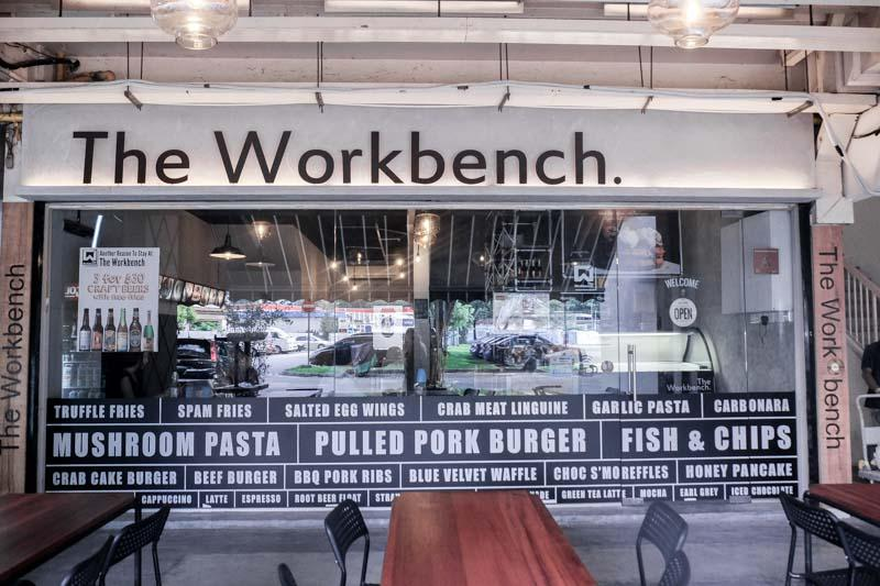 The Workbench Bistro (1 of 7)