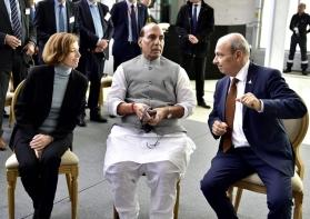 India-France Defence Dialogue to enhance strategic ties, says Rajnath Singh