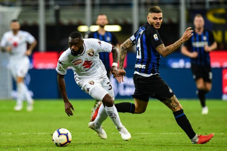 Inter Milan lose ground in Serie A with 2-2 Torino stalemate