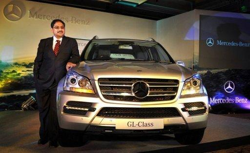 Daimler to build SUVs in India, Indonesia, Thailand