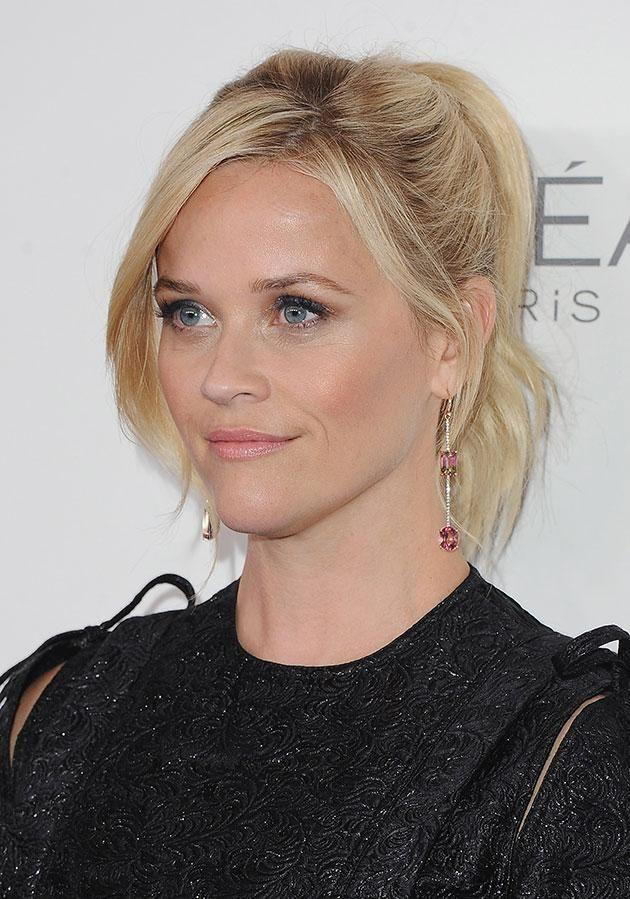 Reese Witherspoon also said she was assaulted by a producer at the event. Source: Getty
