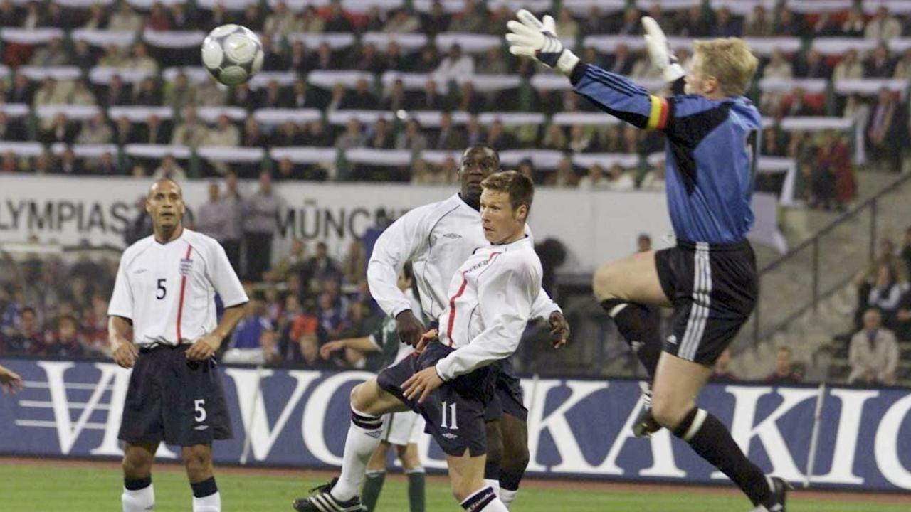 Three Lions fans have not had much to cheer about against their rivals since that famous night in Munich, so we took one more trip down memory lane