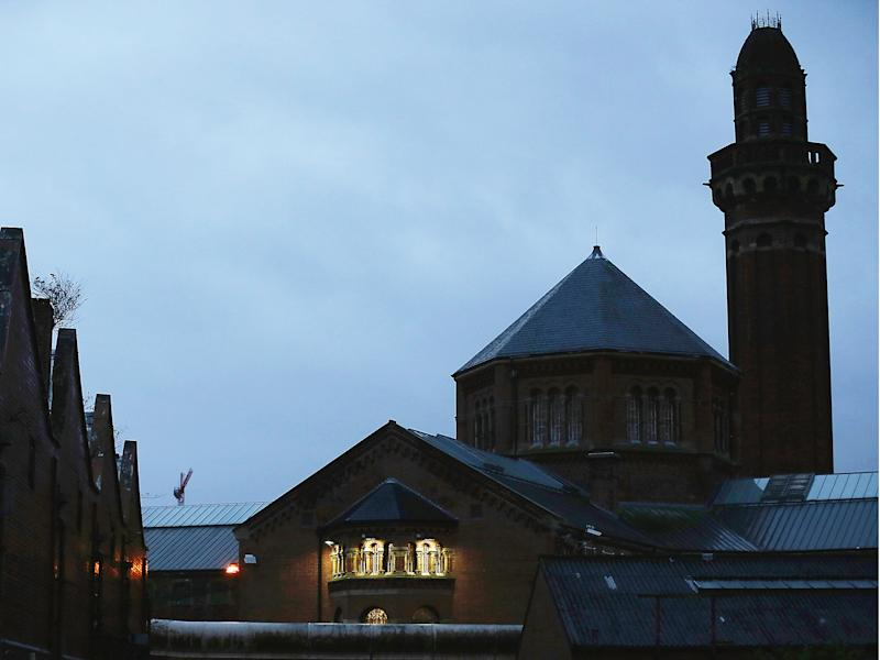 A general view of H.M. Prison Manchester, commonly known as Strangeways: Getty Images