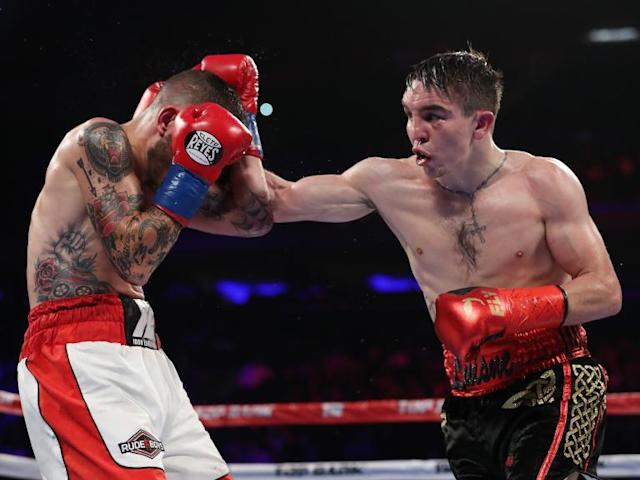 From the Rio 2016 Olympics to Belfast via Conor McGregor and New York: Michael Conlan returns home on collision course with Carl Frampton