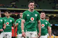 Ireland are preparing to face Italy as the Six Nations resumes