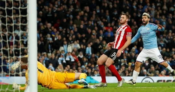 Foot - ANG - Manchester City s'impose difficilement face à Sheffield
