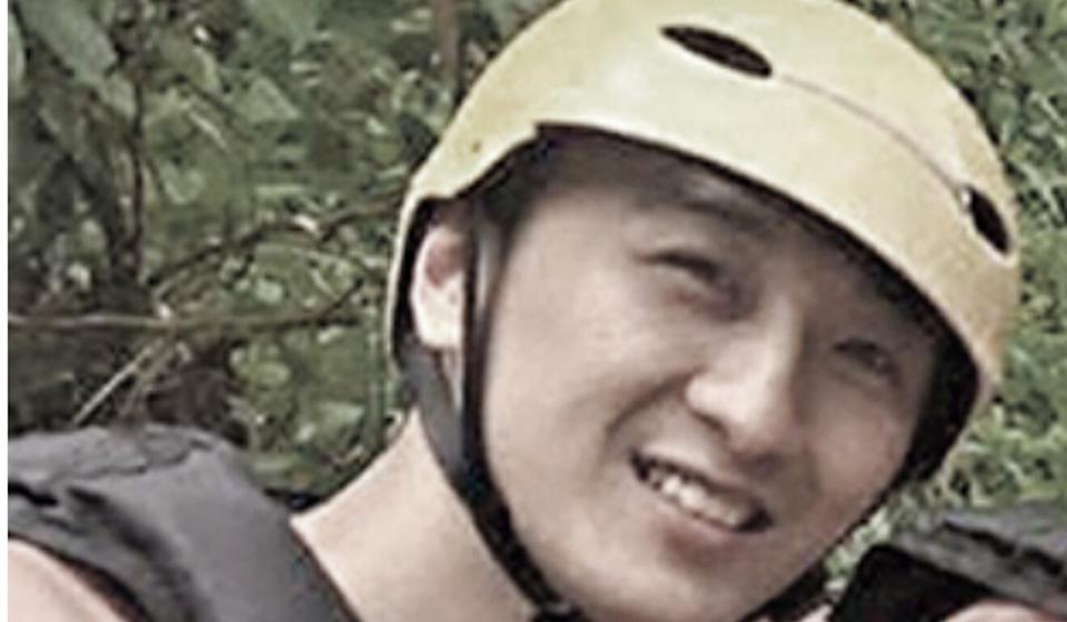 Alex Chow was 22 at the time of his death. Photo: Handout