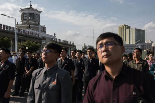 Kim's words find rapt audience in Pyongyang