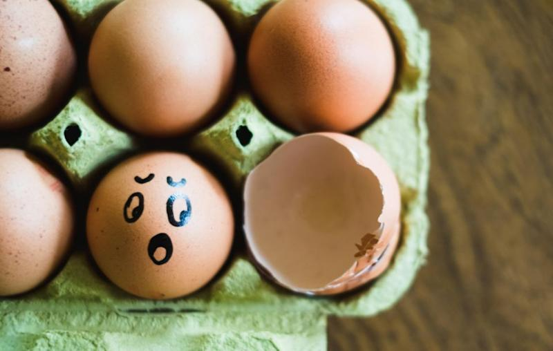 We've all been making scrambled eggs wrong this whole time. Source: Getty