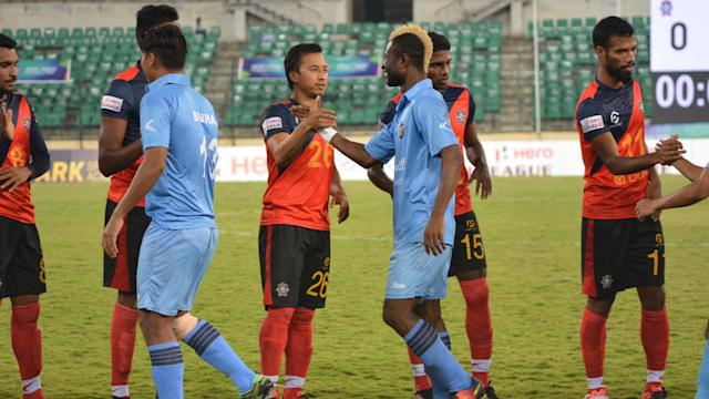 Chennai City were at the wrong end of a demolition job by Churchill Brothers on Saturday who smashed six goals past the hapless visitors.