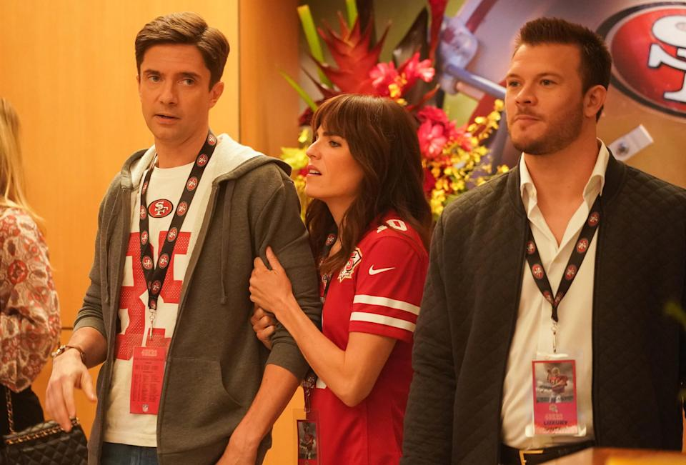 A pleasant surprise from last TV season, Home Economicsreturns for its sophomore season this September. The series kicks off Season 2 with Connor inviting the Hayworth family to a 49ers game as he tries to close his latest business deal. This hilarious and heartfelt comedy is definitely one to catch up on so you can enjoy Season 2 too.When it returns:Sept. 22 on ABC