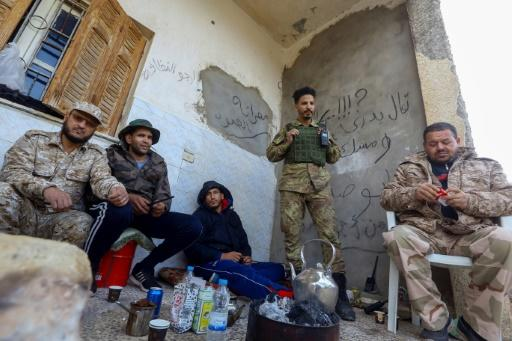 The UN-recognised Government of National Accord in Tripoli has been under attack since last April from forces loyal to strongman Khalifa Haftar
